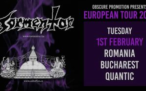 Tormentor (Hu) x Cult of Fire (Cz) – Bucharest /…