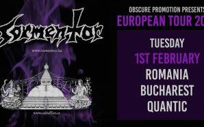Tormentor (Hu) x Cult of Fire (Cz) – Bucharest /…