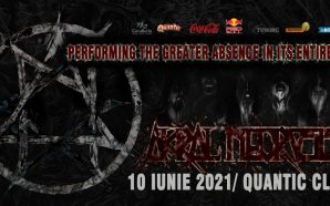Akral Necrosis live in Quantic, June 10